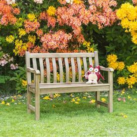 image-Alexander Rose Garden Furniture Sherwood Acacia 2ft Children's Bench