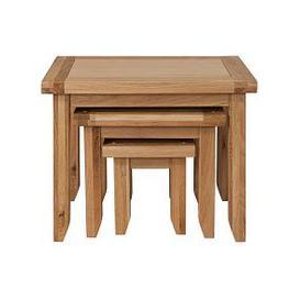 image-Furnitureland - California Nest of Tables - Brown