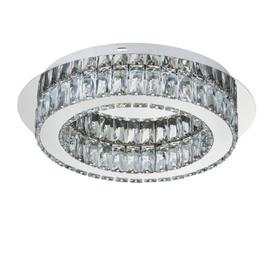 image-German 1 Light LED Flush Mount Rosdorf Park