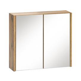 image-Ibiza 60cm x 55cm Surface Mount Mirror Cabinet Belfry Bathroom