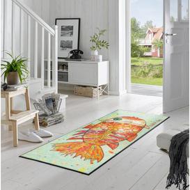 image-Funky Fish Eslinger Doormat Beachcrest Home
