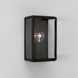 image-Astro 1095001 Homefield Black Outdoor Wall Light, IP44