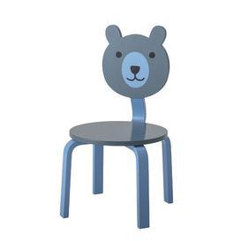 image-Children's Desk Chair Bloomingville Colour: Blue
