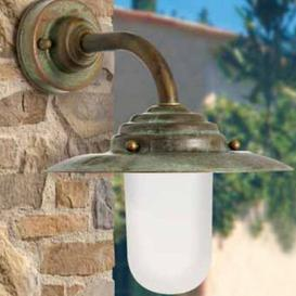 image-1 Light Outdoor Wall Lantern Moretti Luce