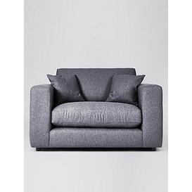 image-Swoon Althaea Original Fabric Love Seat - Smart Wool
