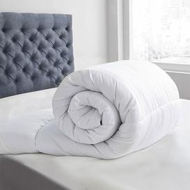 image-Soft Hollow Fibre Polyester 4.5 Tog Duvet Symple Stuff