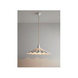 image-Original BTC Christie Ceiling Light, White