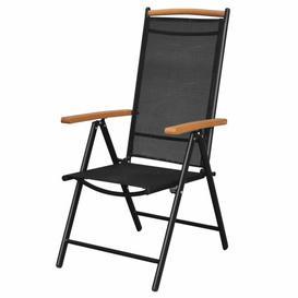 image-Bobbitt Folding Recliner Chair Dakota Fields