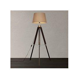 image-John Lewis & Partners Jacques Tripod Floor Lamp