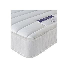image-Silentnight Kids Traditional Sprung Eco-Friendly Mattress - Small Double - Medium Firm