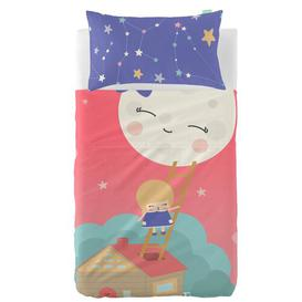 image-Zimmerman Crib Bedding Set Isabelle & Max Size: 100cm W x 130cm L