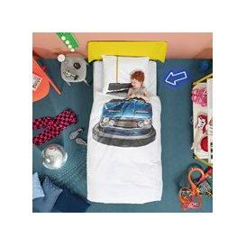 image-Snurk Childrens Bumper Car Duvet Bedding Set