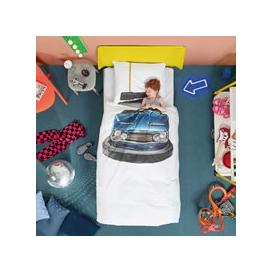 image-Snurk Childrens Bumper Car Duvet Bedding Set