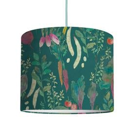 image-Bluebellgray - Vegetable Patch Ceiling Lampshade - Chard - Medium