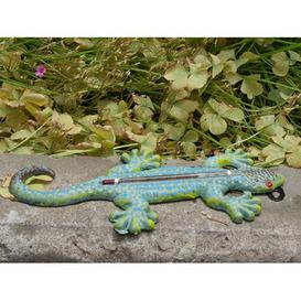 image-Mariefred Gecko Thermometer Garden Sign Sol 72 Outdoor