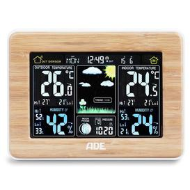 image-Weather Station with Wireless Outdoor Sensor ADE