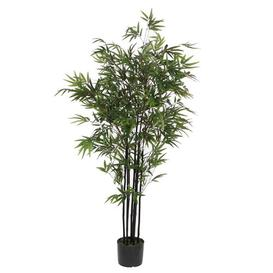 image-138cm Artificial Bamboo Tree in Pot Liner Bay Isle Home
