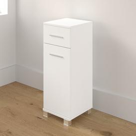 image-Haylee 30 x 80cm Free-Standing Bathroom Cabinet Zipcode Design