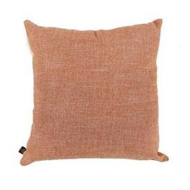 image-Ambrosia Cushion with Filling Ebern Designs Size: 28 x 28cm, Colour: Orange