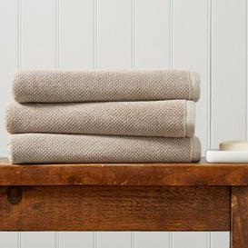 image-Brixton Hand Towel Christy Colour: Pebble