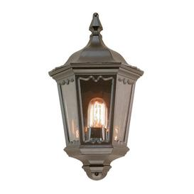 image-Delora 1 Light Outdoor Wall lantern with Motion Sensor Marlow Home Co.