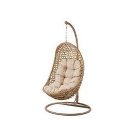 image-Maze Rattan Malibu Garden Hanging Chair