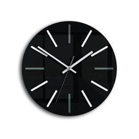 image-Silent Wall Clock Mercury Row