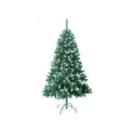 image-Noma Wasdale Frosted Fir Christmas Tree with 100% Frosted PVC tips - 5ft, 6ft [5ft]