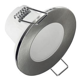 image-Carlsen 8.2cm LED Recessed Lighting Kit Symple Stuff Finish: Nickel, Colour Temperature: 4000K