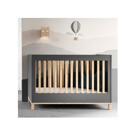 image-Vox Altitude Baby Cot Bed - White