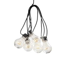 image-Konstsmide LED Festoon Cable Garden String Lights Konstsmide Size: 4.5 m