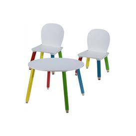 image-Travis Children's 3 Piece Table and Chair Set Isabelle & Max