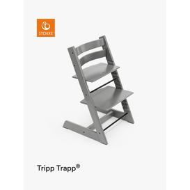 image-Stokke Tripp Trapp Highchair, Storm Grey