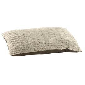 image-Iliana Pillow in Grey Archie & Oscar Size: Small (90cm W x 60cm D x 12cm H)