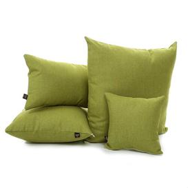 image-Millet Cushion with Filling Ebern Designs Size: 28 x 28cm, Colour: Lime