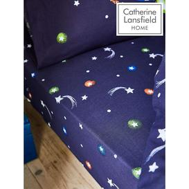 image-Catherine Lansfield Happy Space Fitted Sheet