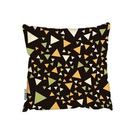 image-Triangles Cushion Andrew Lee