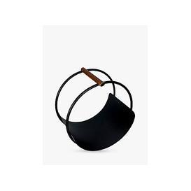 image-Ivyline Iron Circular Log Holder