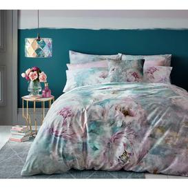 image-Roseum Floral Bed Linen Set (Extra Pair of Pillowcases)