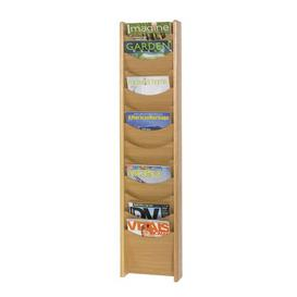 image-Andres Free Standing Magazine Rack Gracie Oaks