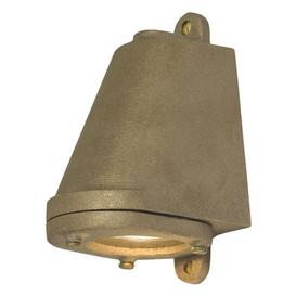 image-Mast Light LED Outdoor wall light - / H 14 cm - For outside use by Original BTC Raw bronze