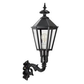 image-Biggleswade Outdoor Wall Lantern Sol 72 Outdoor Finish: Black