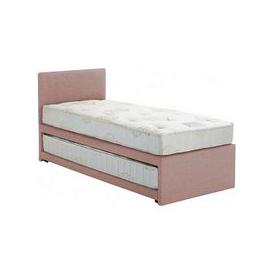 image-Hypnos - Guest Bed with Coil and Pocket Combi Mattress - Pocket Spring