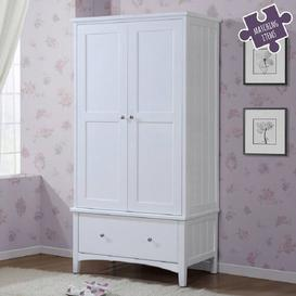 image-Tweedle 2 Door Wardrobe The Children's Furniture Company