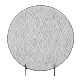 image-Global Explorer - Aztec Decorative Plate with Stand