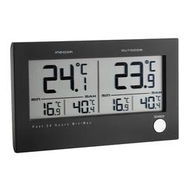 image-Twin Display Thermometer Symple Stuff