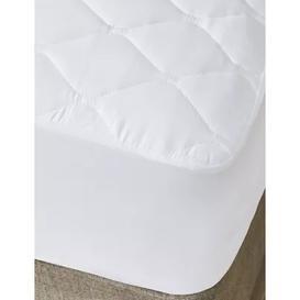 image-M&S Body Sensor Mattress Protector - SGL - White, White