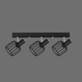 image-Baier Spot 3-Light Track Kit Mercury Row