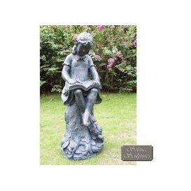 image-Solstice Sculptures Daphne Garden Ornament Lead Statue 89Cm