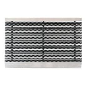 image-Bristol Footmat Lako Mat size: Rectangular 40 x 60 cm, Colour: Grey